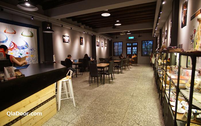台湾・迪化街Muskun Bar 一起吧