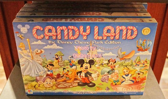 アウラニディズニーのボードゲームグッズ・キャンディーランド