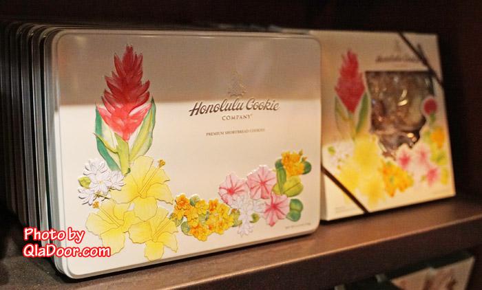 ハワイ・アウラニディズニーのお土産お菓子・ホノルルクッキー