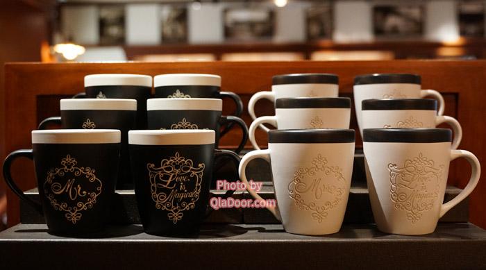 アウラニディズニーのマグカップ