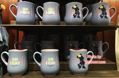 ハワイ・アウラニディズニーのミニーマグカップ