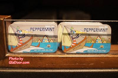ハワイ・アウラニディズニーのお土産・お菓子のペパーミントミンティア