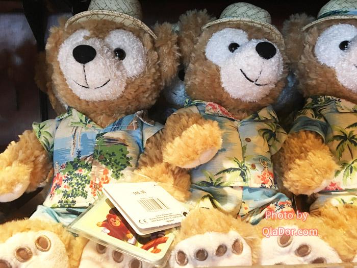 ハワイ・アウラニディズニーのダッフィー人形