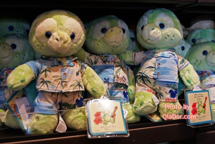 ハワイ・アウラニディズニー限定キャラクター・オル人形