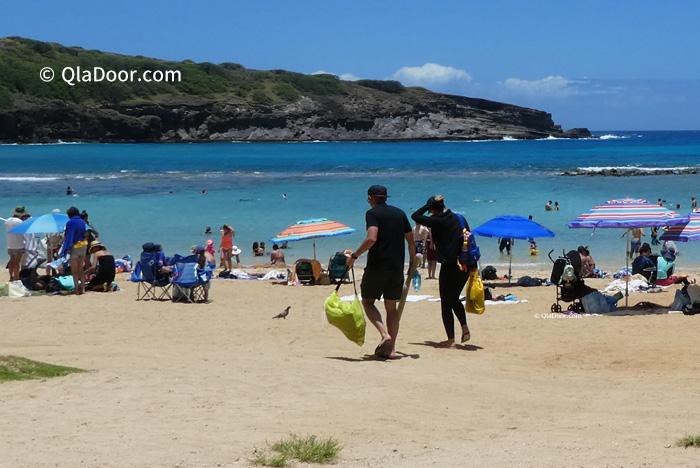 ハワイ旅行・ハナウマ湾観光の持ち物リスト