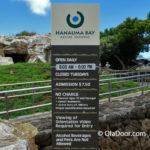 ハナウマ湾の入場料と休みや営業時間などの情報
