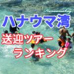 ハナウマ湾(ハナウマベイ)の知恵袋などでのおすすめのオプショナルツアー