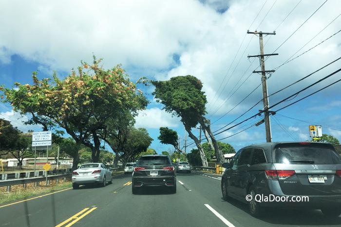 ハワイでの車レンタル・ハナウマ湾の行き方