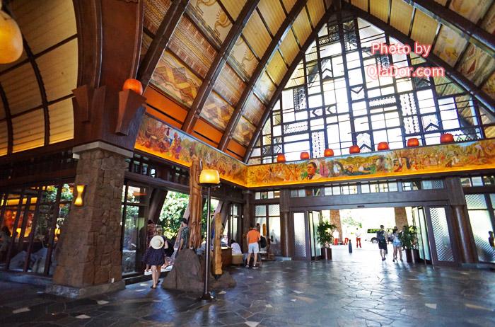 ハワイのアウラニディズニーリゾート