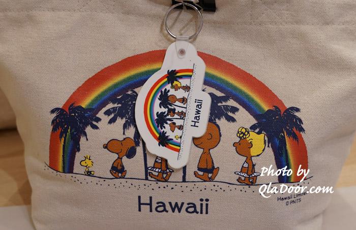 ハワイ・モニホノルルのキーホルダー