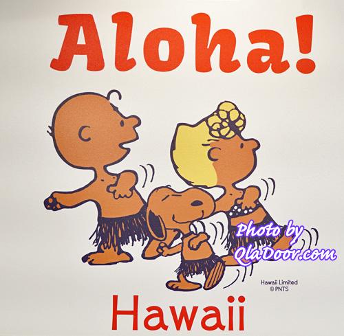 ハワイの日焼けスヌーピー・モニホノルルのグッズの種類と値段