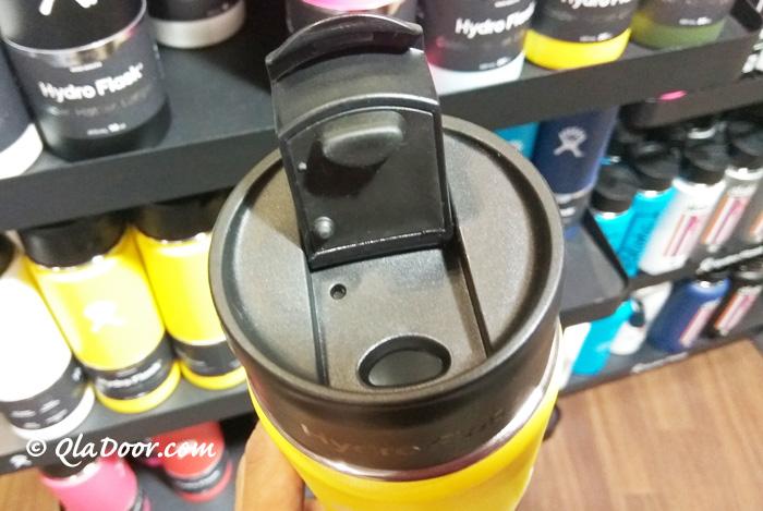 ハイドロフラスクコーヒーのフリップキャップ