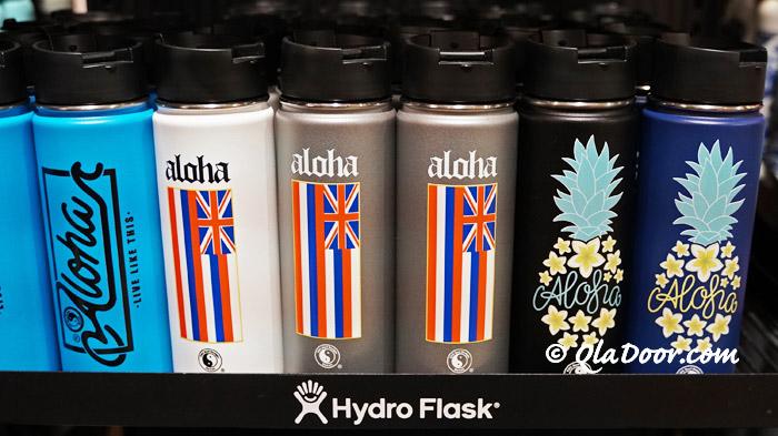 ハイドロフラスクのハワイ限定品とコラボ商品