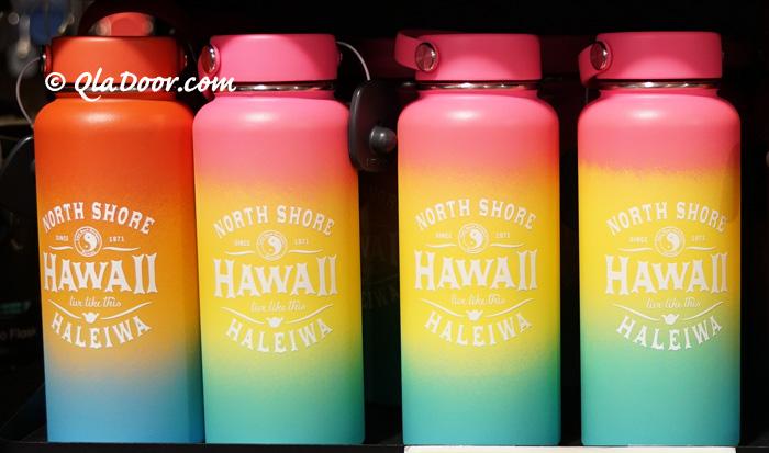 ハイドロフラスクのハワイノースショア限定商品