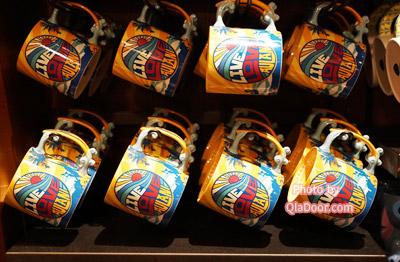 アウラニディズニーのハワイマグカップ