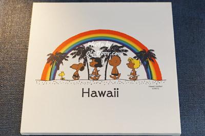ハワイ・モニホノルルのキャンバス