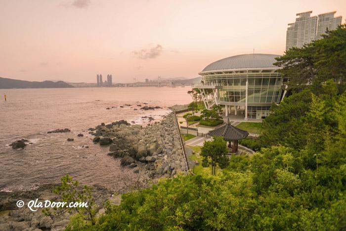 釜山ヌリマルAPECハウス