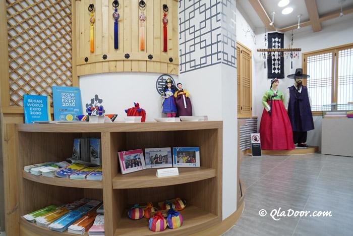 釜山・BEXCO(ベキスコ)韓服とチマチョゴリ無料体験館