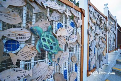 釜山青沙浦タリットル展望台