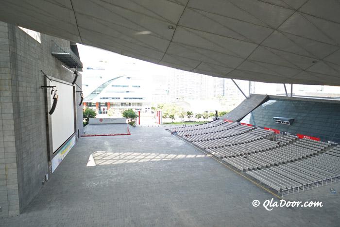 韓国・釜山レットカーペットの映画の殿堂