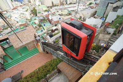 若者におすすめの釜山観光スポット・草梁イバグギル