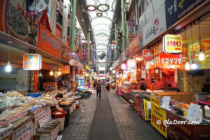 釜山・富平カントン市場