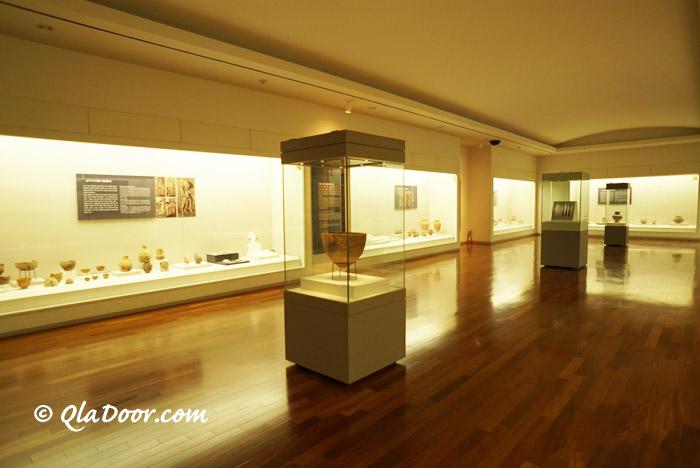 釜山観光のおすすめ場所・釜山博物館の韓国歴史館