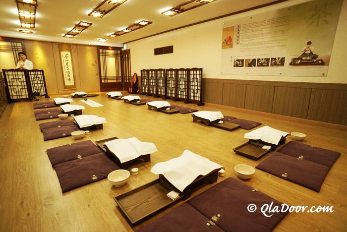 釜山観光の若者にもおすすめ・お茶体験