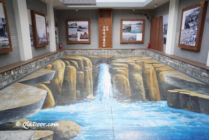 釜山上海街の近代歴史博物館