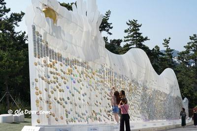 釜山観光若者のインスタ映えのおすすめ場所