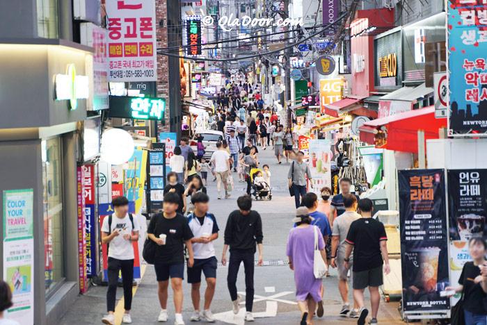 若者と女子旅におすすめの釜山観光・釜山大学の街