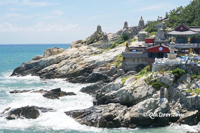 自然が好きな人におすすめの釜山観光地海東龍宮寺