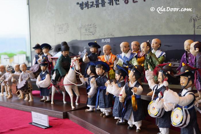 釜山・朝鮮通信使歴史博物館
