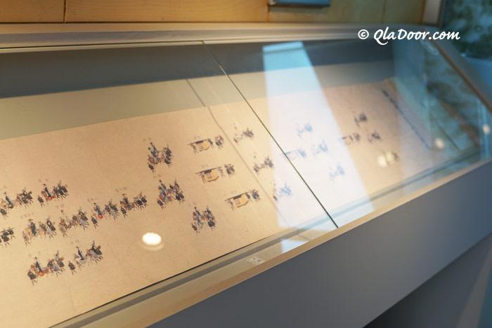 朝鮮通信使歴史博物館の資料