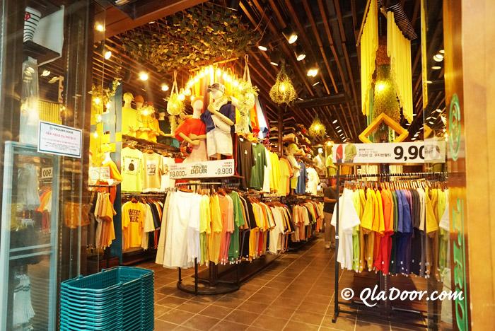 釜山観光若者向けの慶星大・釜慶大ショッピング