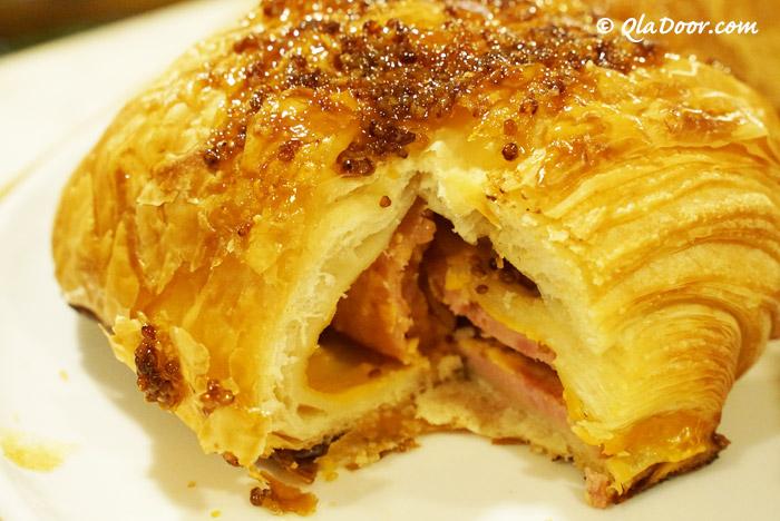 パンチョン洞Asherカフェのパン