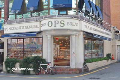 釜山パンチョン洞の店・OPS