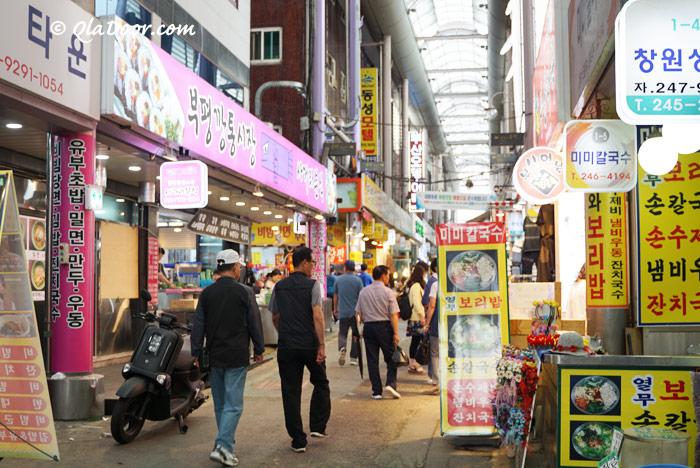 釜山観光のおすすめランキングとモデルコース