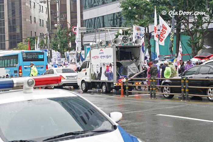 現在の韓国旅行の治安状況