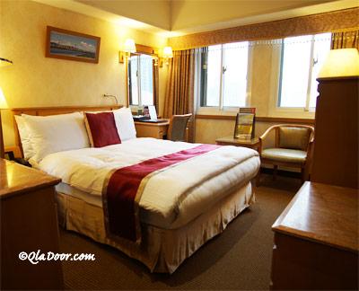 コスモスホテル台北の部屋の予約
