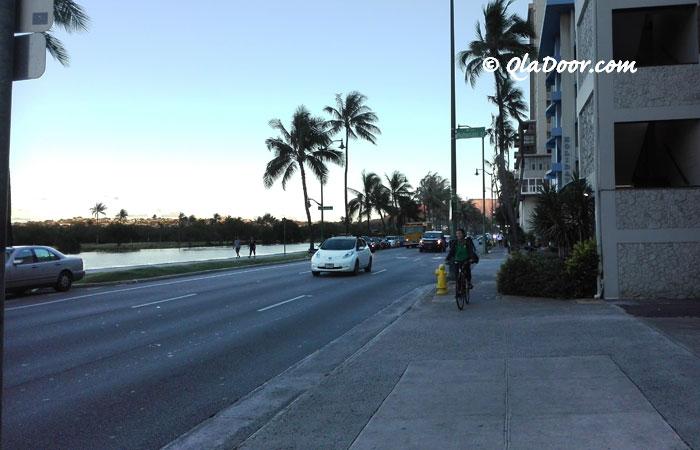 ハワイ・治安の悪い場所に注意