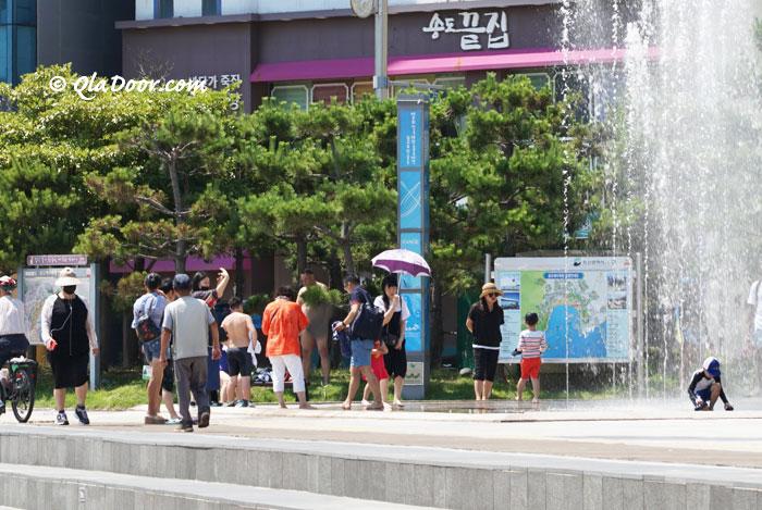 韓国旅行の夏の持ち物と服装
