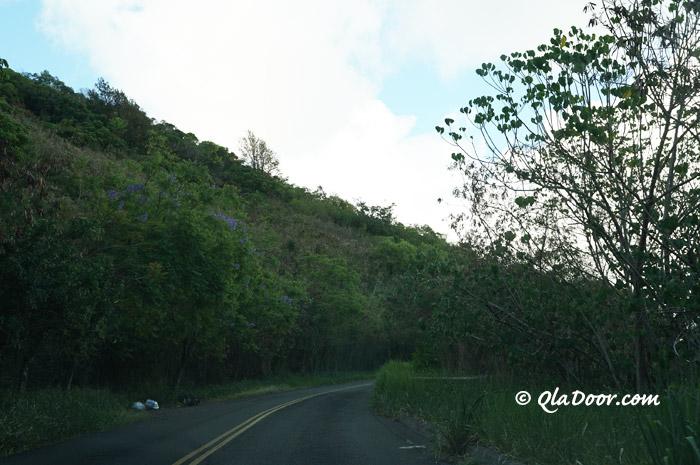 ハワイ・タンタラスの丘の治安は悪い