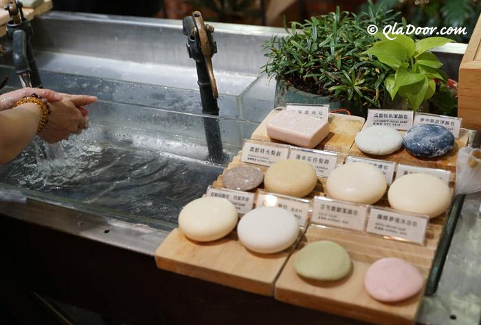 台湾のコスメお土産が買える場所・大春煉皂