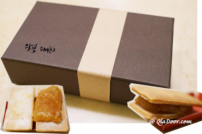 台湾のおすすめお土産・滋養製菓パイナップルケーキ