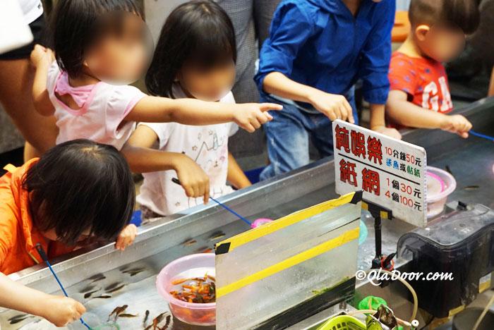 台湾の子ども達