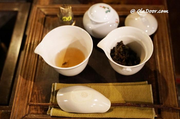 台湾のおすすめの高級お茶・貴妃烏龍茶