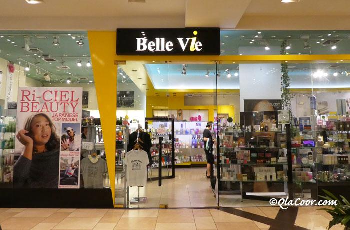 ハワイの日本語が通じるお土産コスメショップ・ベルヴィー (Belle Vie)