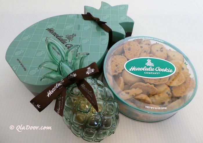 ハワイのお土産・おしゃれなお菓子ホノルルクッキー