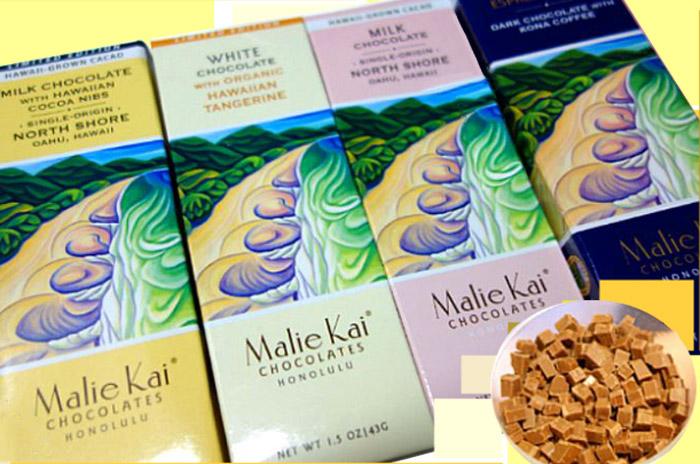 ハワイのお土産チョコレート
